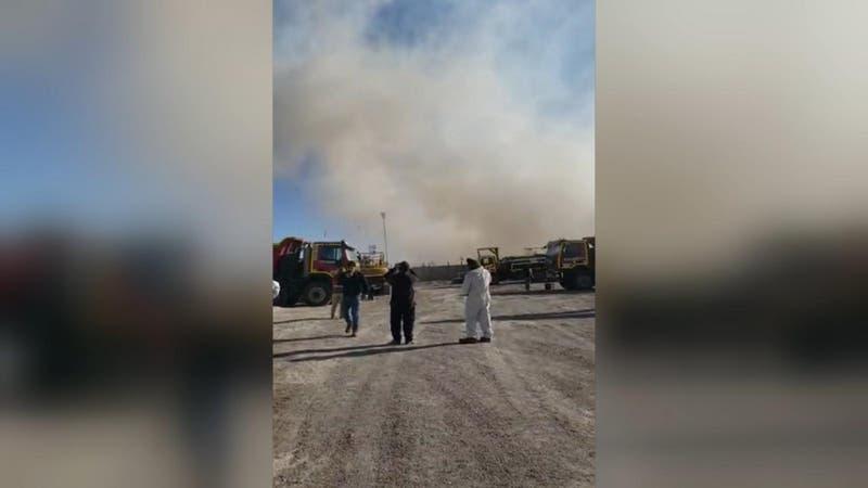 Alcalde de Calama indica que preliminarmente no habría heridos tras explosión en planta de Enaex