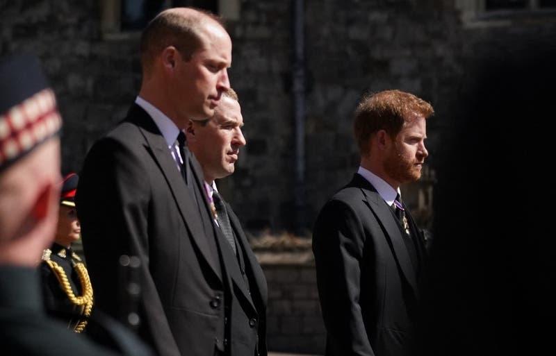 [FOTOS] Distanciado de William: El reencuentro del príncipe Harry y la Familia Real Británica