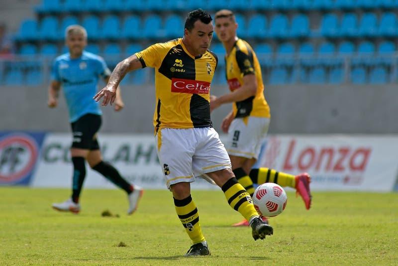 Coquimbo Unido confirma que Esteban Paredes se lesionó