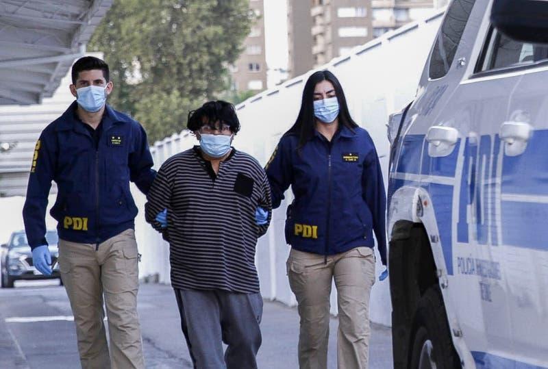 México solicita extradición de Carlos Méndez, el presunto asesino de María Isabel Pavez