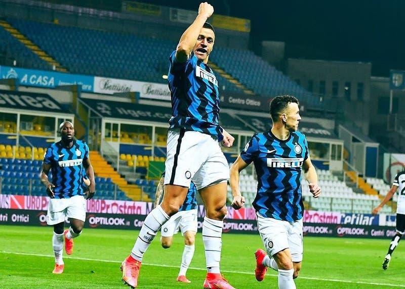 Napoli vs Inter: Horario y dónde ver el partido de Alexis Sánchez y Arturo Vidal