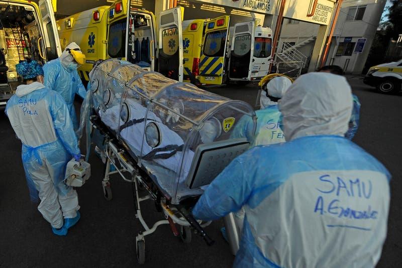 Informe epidemiológico: Puente Alto supera los 2.100 casos activos de coronavirus