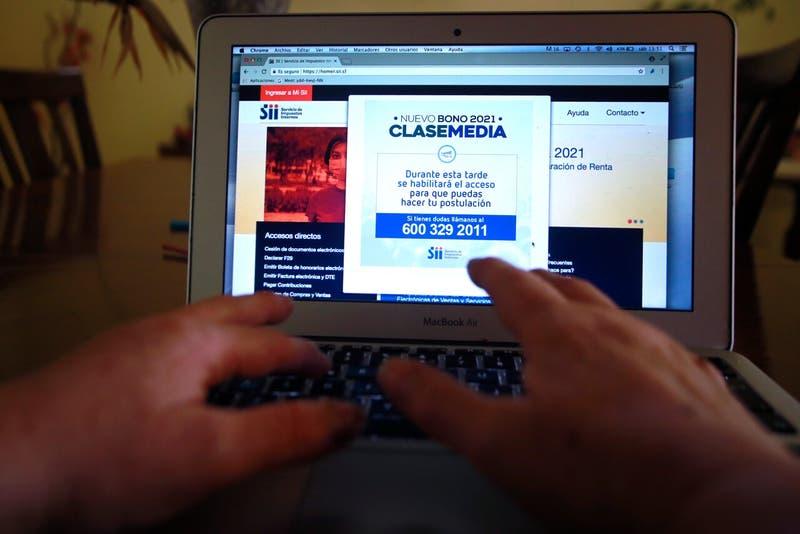 Más de 1,2 millones de personas ya han solicitado el Bono Clase Media