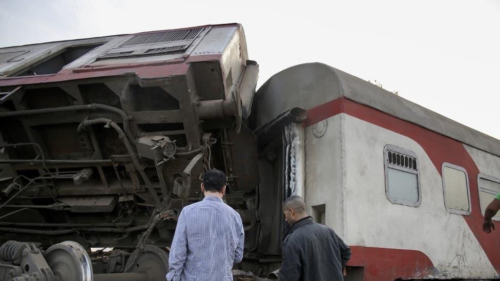 Al menos 11 muertos y cerca de un centenar de heridos tras accidente ferroviario en Egipto | T13