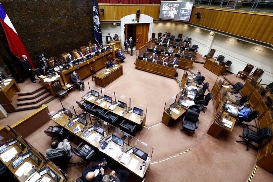 Senado discutirá y votará el jueves el retiro del tercer 10% de fondos de  pensiones   T13