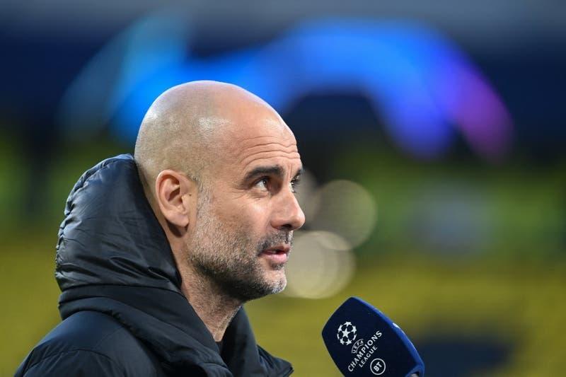 """Guardiola-Superliga: """"No es deporte si el éxito está garantizado"""""""