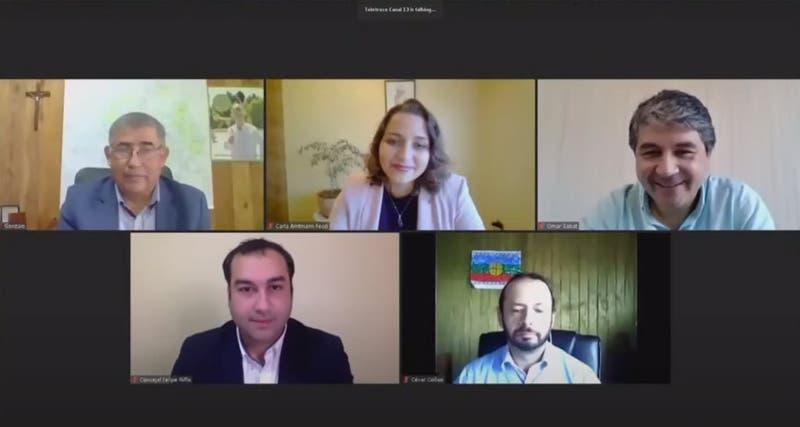 [VIDEO] Municipales 2021: Fortalecer economía y empleos marca debate por alcaldía de Valdivia