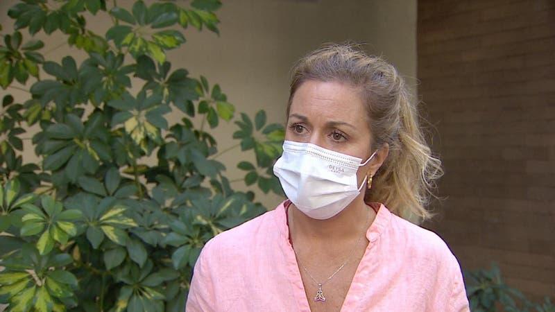 """""""No me voy a vacunar"""": Yuyuniz Navas insiste en dichos sobre COVID y admite no tener evidencia"""