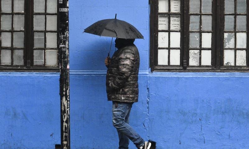 ¿Qué pasó con la lluvia en la RM?: meteorólogo explica por qué llovió menos de lo esperado