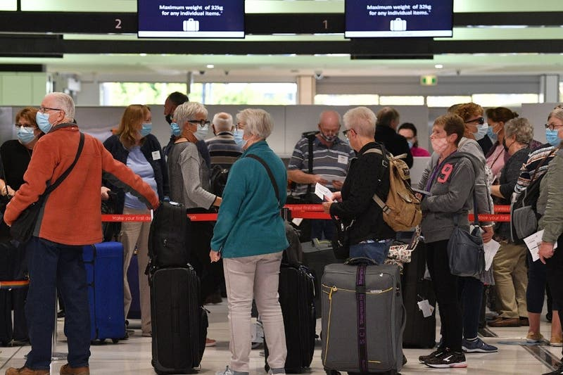 Aeropuertos europeos esperan alcanzar en 2025 niveles de tráfico prepandemia