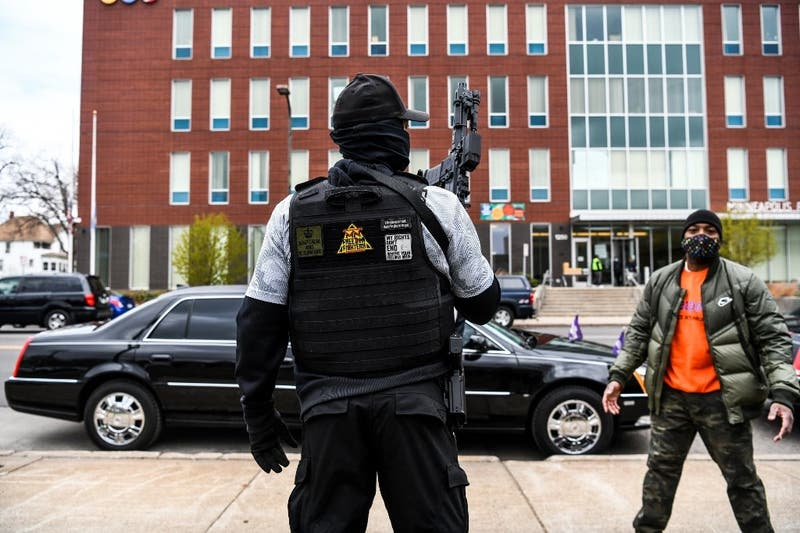 Otro ciudadano negro muerto a manos de la policía en EEUU