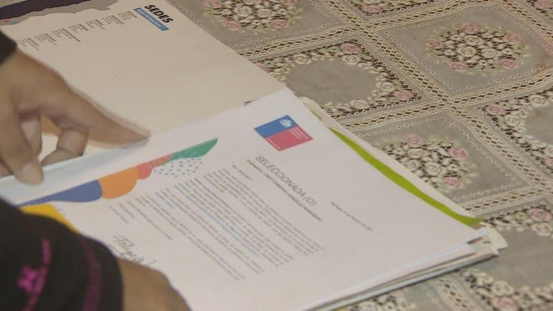 Más de 200 personas denuncian que un error los dejó fuera del subsidio habitacional