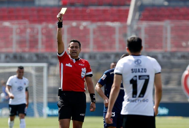 Julio Bascuñán será el árbitro del Superclásico entre Colo Colo vs. U. de Chile