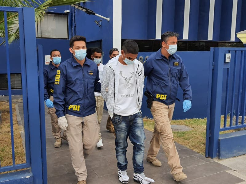 Detenidos por muerte de hombre que los contrató para otro crimen