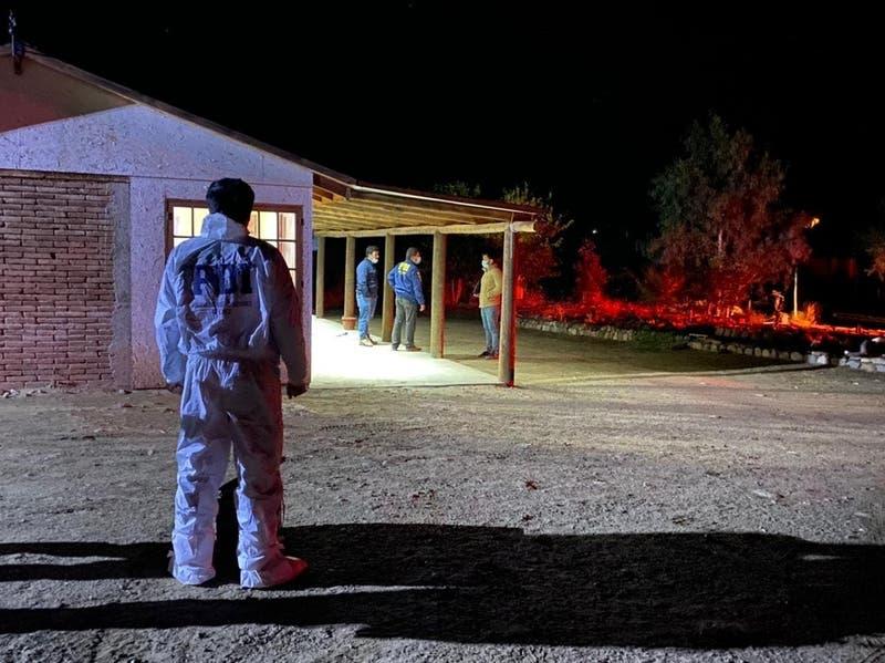 Prisión preventiva para mujer acusada de matar a golpes a su hijo de 7 años en Punitaqui