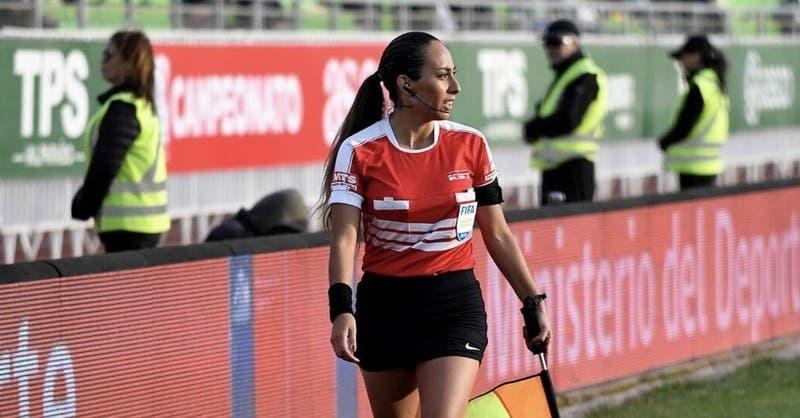 Superclásico histórico: por primera vez una mujer será jueza asistente entre Colo Colo y la U