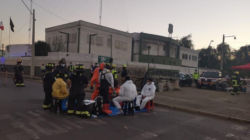 Joven de 20 años muere por ingesta de cianuro en Quilicura