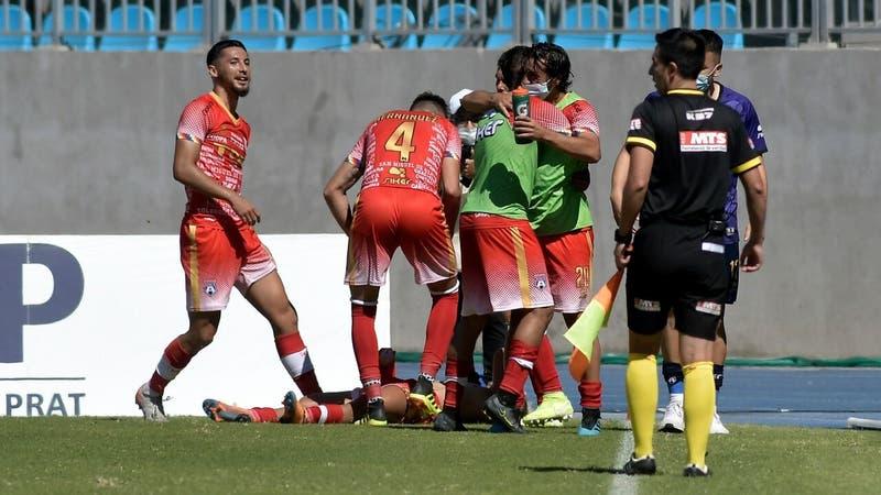 San Marcos de Arica le dio vuelta el partido a Iquique y se quedó con el Clásico del Norte Grande