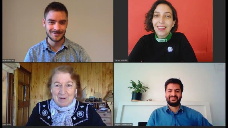 [VIDEO] Guevara, Nohales, Larraín y Fernández detallan por qué quieren ser constituyentes