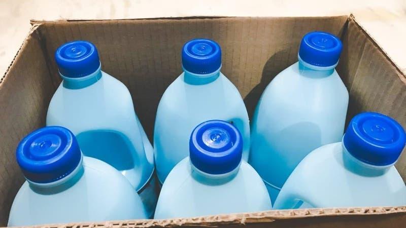 Familia es acusada de vender desinfectante como cura para el COVID-19