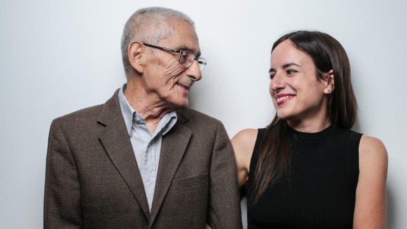 [FOTO] ¡Pero qué distinguidos! El look de Sergio Chamy y Maite Alberdi a la espera de los Oscar 2021