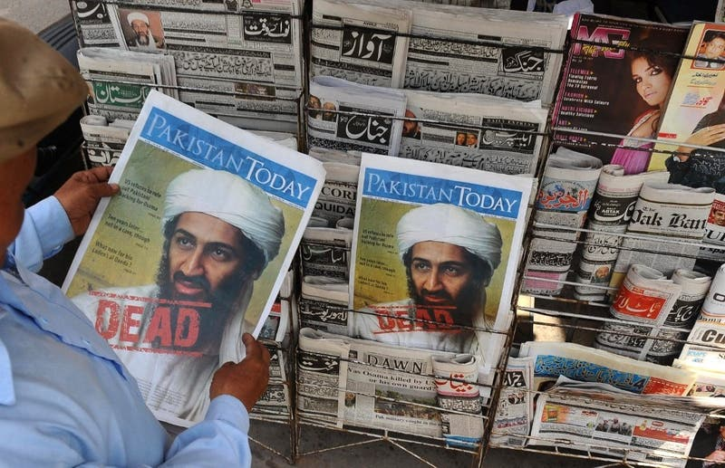 las aristas de la captura y muerte de Osama Bin Laden
