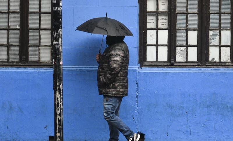 Se acerca la lluvia: así serán los sistemas frontales en la zona central de este fin de semana
