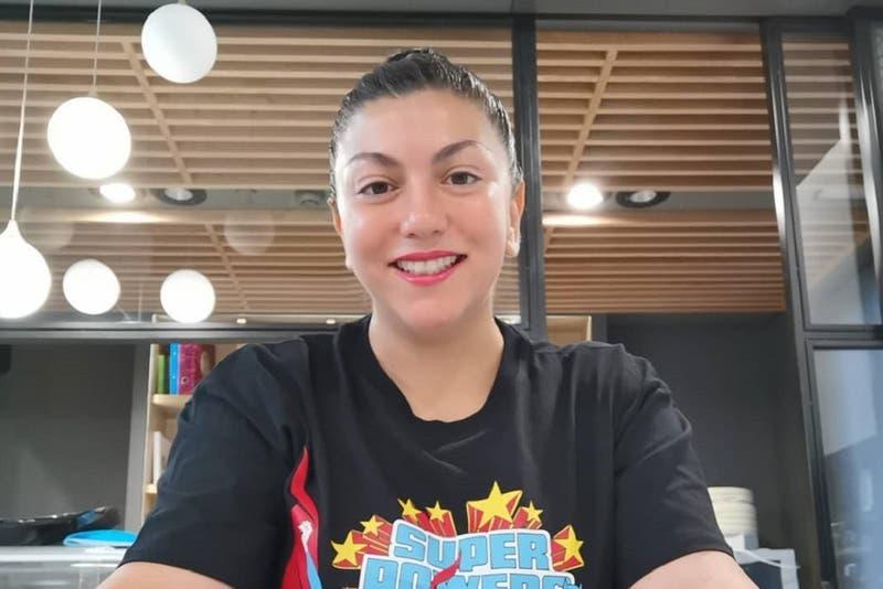 """""""Nunca he sido del qué dirán"""": chef Fernanda Fuentes sorprende con jugado cambio de look"""