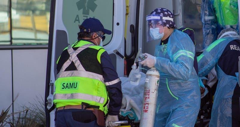 Chile registra 4.416 nuevos contagios de COVID-19 este miércoles: activos bajan a 37 mil