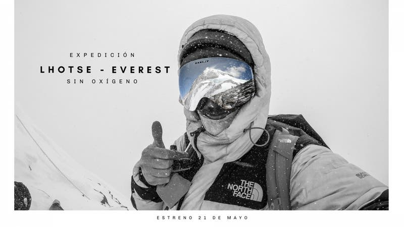 Reestrenan película del ascenso del fallecido montañista chileno Juan Pablo Mohr al monte Everest
