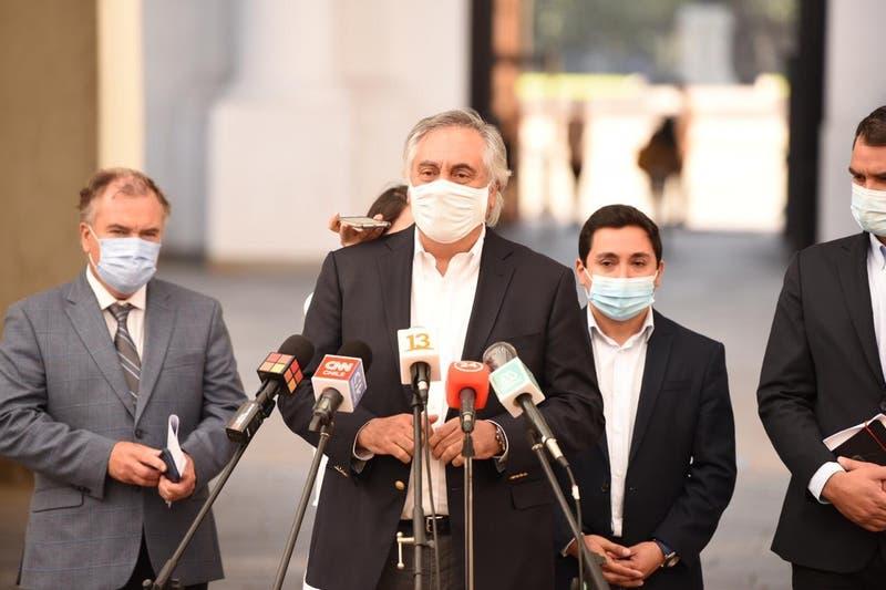 Crisis en Chile Vamos: fallida declaración de autocrítica revela quiebre de RN con la UDI y Evópoli