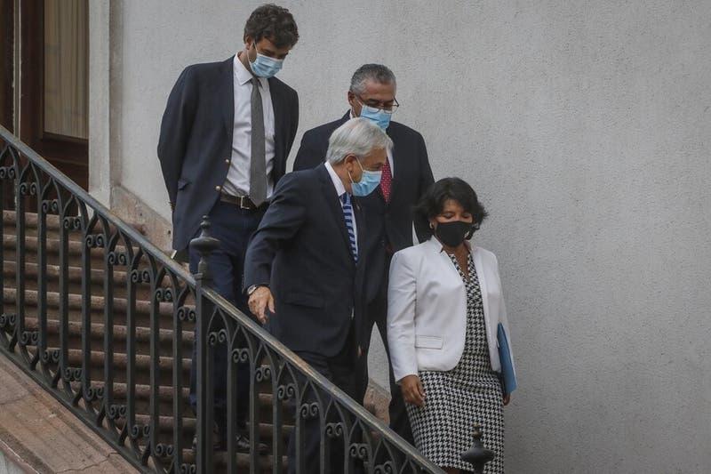 Presidente Piñera se reunirá con representantes de la Cámara de Diputados y el Senado este viernes