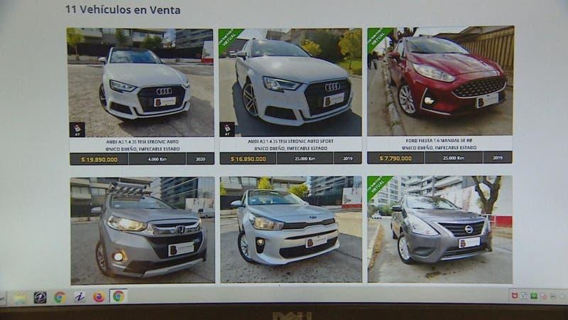 [VIDEO] Desbaratan banda que estafaba con falsas automotoras: más de 150 víctimas