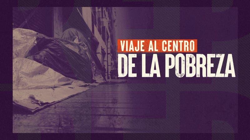 [VIDEO] Reportajes T13: Viaje al centro de la pobreza