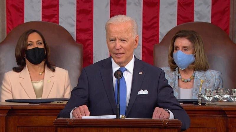 [VIDEO] Los intensos 100 primeros días de Joe Biden