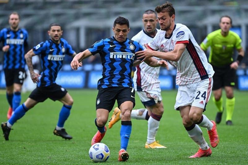 Bola de partido por el Scudetto para Inter, que juega ante el colista Crotone