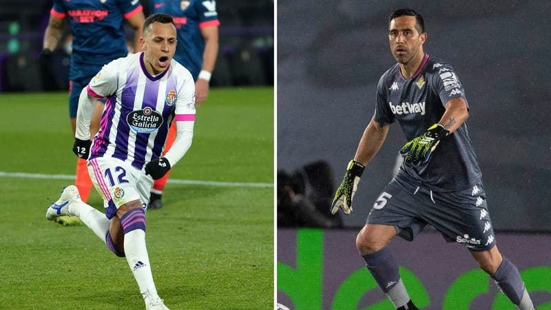 Valladolid vs. Betis: Horario y dónde ver el crucial choque de chilenos en España