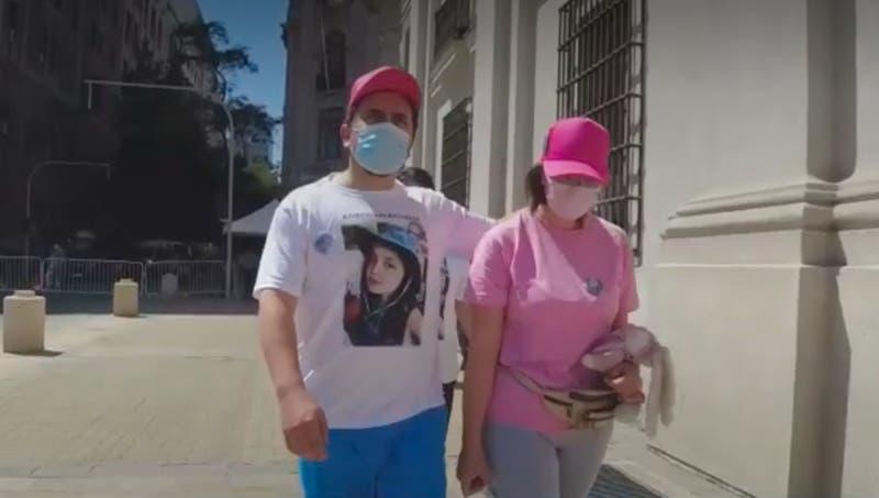 [VIDEO] Caso Tamara: La lucha de los padres tras el asesinato de la pequeña