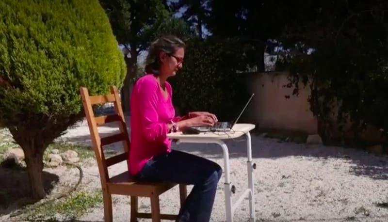 [VIDEO] Teletrabajo fuera de casa: Tendencia crece en el mundo