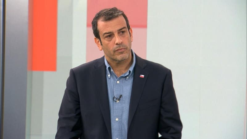 """Rodrigo Delgado: """"Ningún ministro estuvo en desacuerdo con ir con un requerimiento al TC"""""""