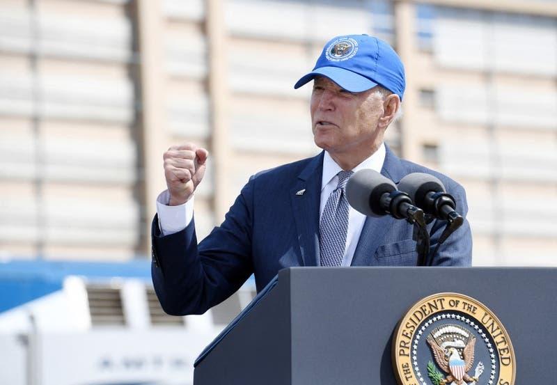 """Biden recuerda el asesinato de Bin Laden:""""lo seguimos hasta las puertas del infierno y lo atrapamos"""""""