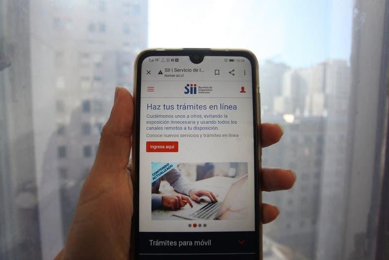 Operación Renta: SII autorizó devolución anticipada a 1,9 contribuyentes