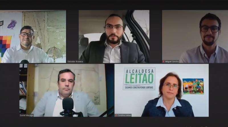 [VIDEO] Municipales 2021: el debate por la alcaldía de Peñalolén