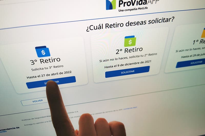 AFP Provida comenzará a pagar el tercer retiro del 10% este martes