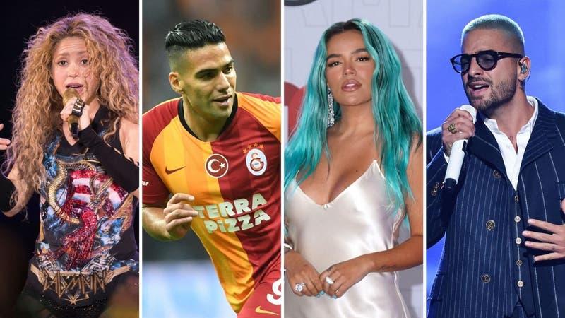 """[FOTOS] """"No más muertes"""": Figuras de la música y el deporte reaccionan por violencia en Colombia"""