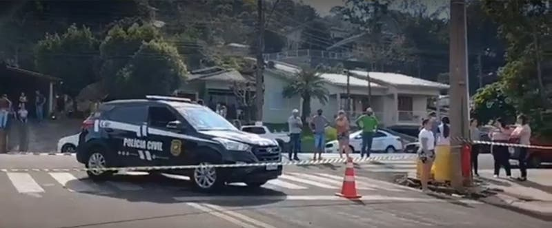 Ataque con machete en escuela de Brasil deja al menos tres niños y dos adultos muertos