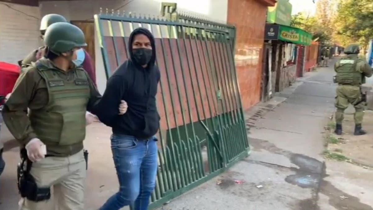 Taxista baleado en Pudahuel: Detienen a presunto autor del crimen ...
