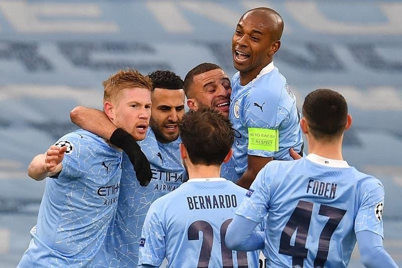 Manchester City elimina al París Saint-Germain y jugará su primera final de la Champions League