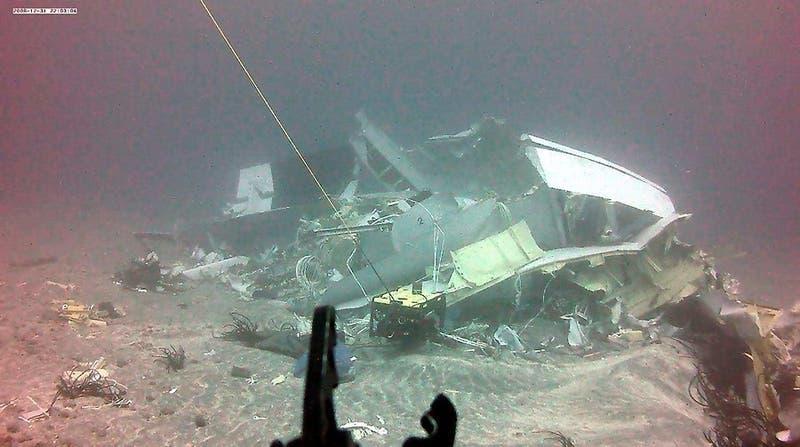 Corte de Valparaíso deja en estudio causa por accidente de avión CASA 212 en Juan Fernández