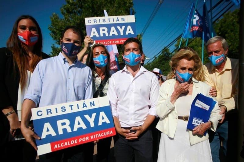 Sube la tensión en distrito 11: Republicanos acusan presiones de Chile Vamos por apoyos en Vitacura